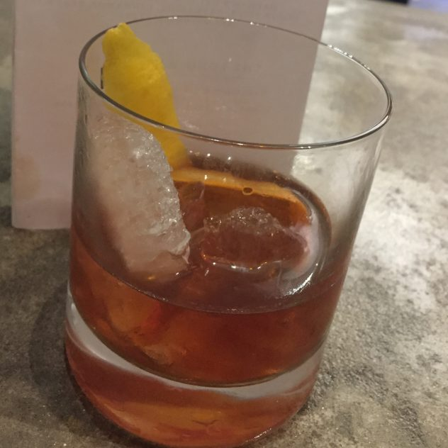 Prichard and Bail Old Fashioned