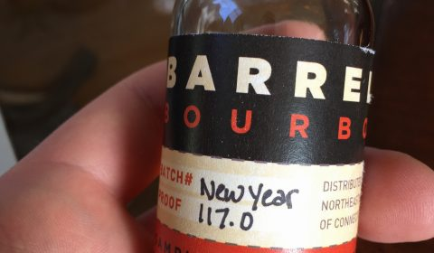 Barrell Bourbon New Year 2017 Limited Edition
